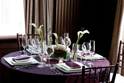 Hip and cool wedding table designs by destination wedding planner, Mango Muse Events