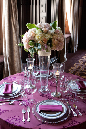 Romantic wedding table designs by destination wedding planner, Mango Muse Events
