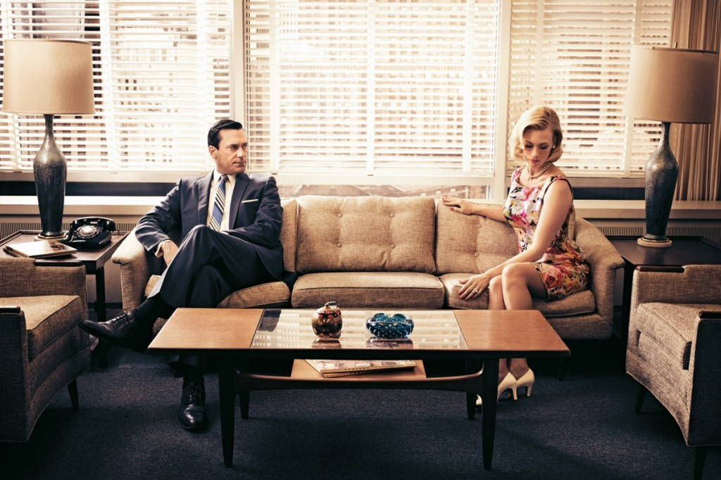Office furniture inspiration for Mad Men party ideas by Destination wedding planner, Mango Muse Events