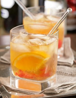 Old Fashioned cocktail inspiration for Mad Men party ideas by Destination wedding planner, Mango Muse Events