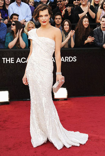Milla Jovovich 2012 Oscar wedding inspiration from Destination wedding planner, Mango Muse Events