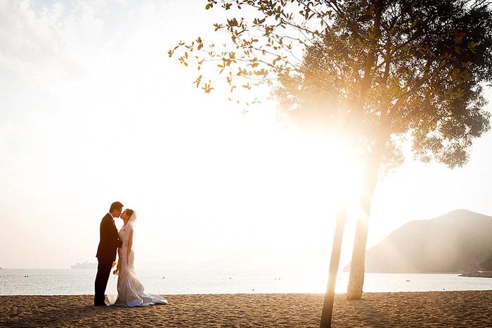 Beach in Hong Kong for a Hong Kong destination wedding by Destination wedding planner, Mango Muse Events