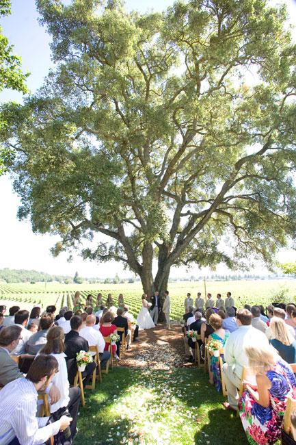 Healdsburg Country Gardens Wedding Wine country destination wedding by Destination wedding planner, Mango Muse Events