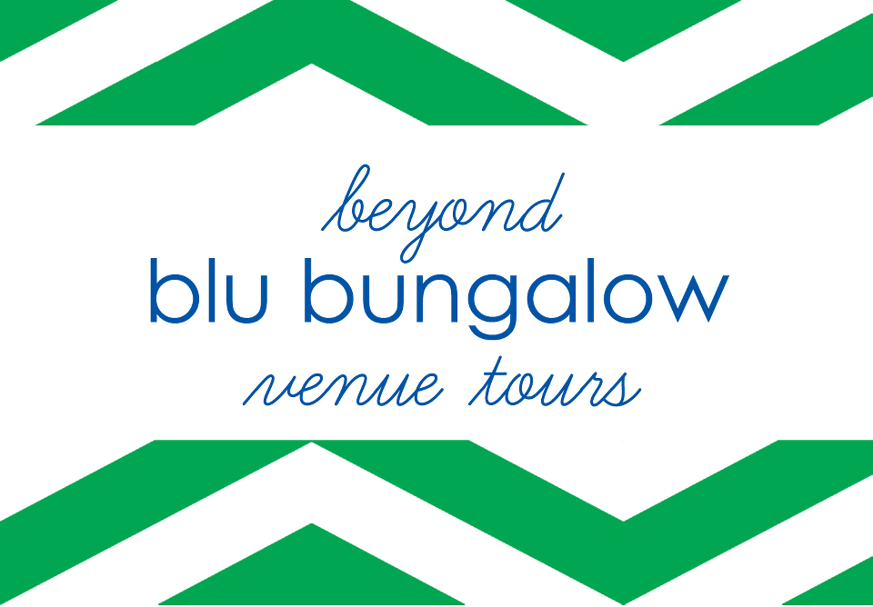 Beyond Blu Bungalow Venue Tours