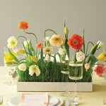Spring floral centerpiece perfect for a Spring wedding picked by Destination wedding planner Mango Muse Events
