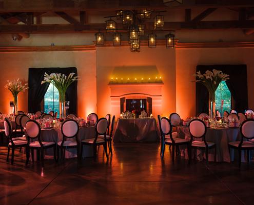 Modern and old world wedding design created for a Sonoma destination wedding by Destination wedding planner Mango Muse Events