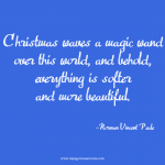 Christmas is beautiful inspirational quote