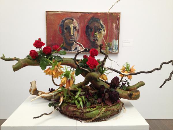 2014 Bouquets to Art Portrait interpretation.