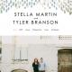 Wedding website design by Minted