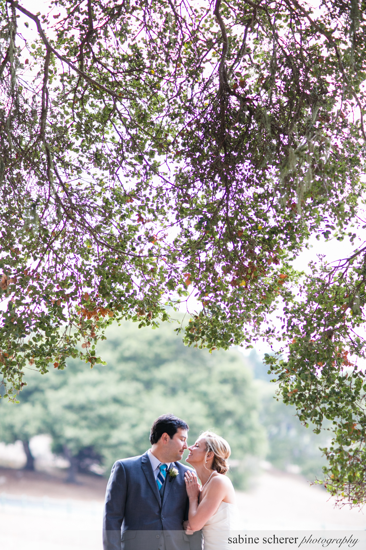 Destination wedding in Carmel.
