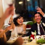 Jamie Chang destination wedding planner of Mango Muse Event's wedding anniversary celebration