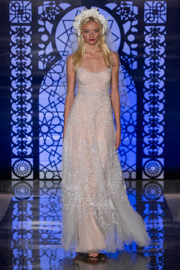 Reem Acra Bridal Gown Fall 2016