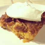 Thanksgiving Pumpkin Crunch Pie Recipe by Jamie Chang Event Planner of Mango Muse Events