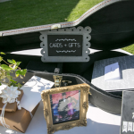 Gift cards at wedding by Jamie Change of Mango Muse Events