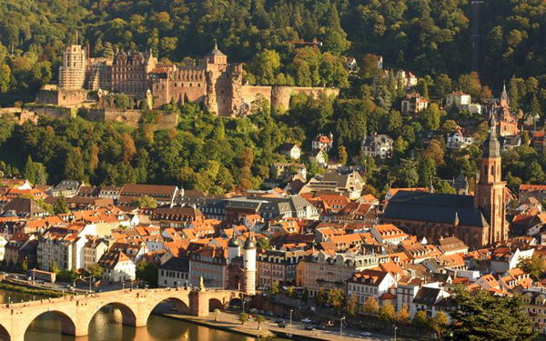 Heidelberg Romantic Destination for the Newly Engaged couple by Jamie Chang Wedding Planner of Mango Muse Events