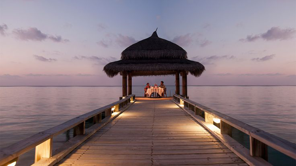 Maldives Romantic Destination for the Newly Engaged couple by Jamie Chang Wedding Planner of Mango Muse Events
