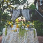 2016 Wedding trends we want to see more of: add prints to your decor