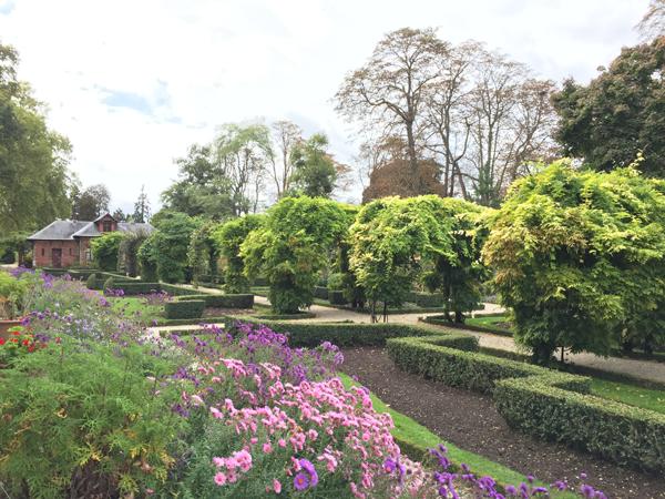 Les Jardins de Bagatelle of Bagetelle Park Destination Wedding Venue in Bois-de-Boulogne Paris