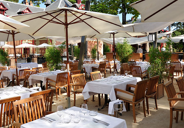 Paris destination wedding venues part 4 bois de for Restaurant paris jardin