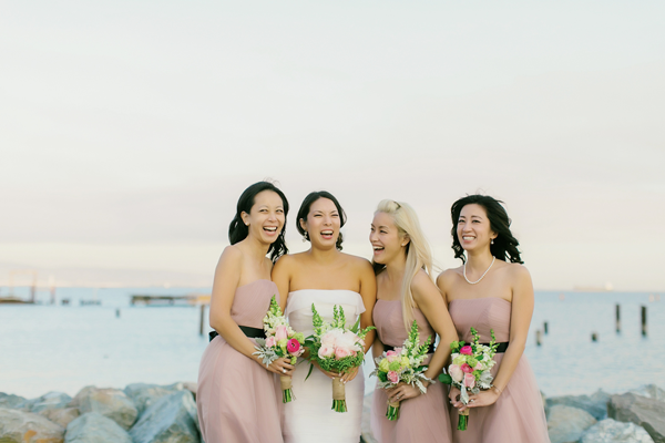 How to choose your wedding party by Jamie Chang Wedding Planner of Mango Muse Events