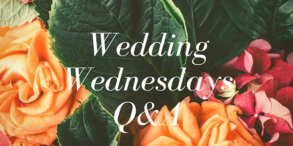 Wedding Wednesdays Q & A by Jamie Chang Wedding Planner of Mango Muse Events