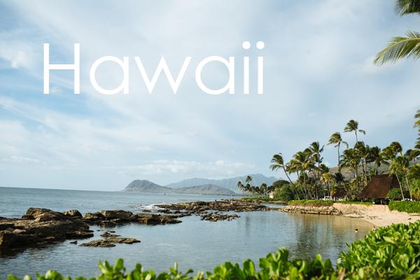 Information on choosing Hawaii as a destination wedding location