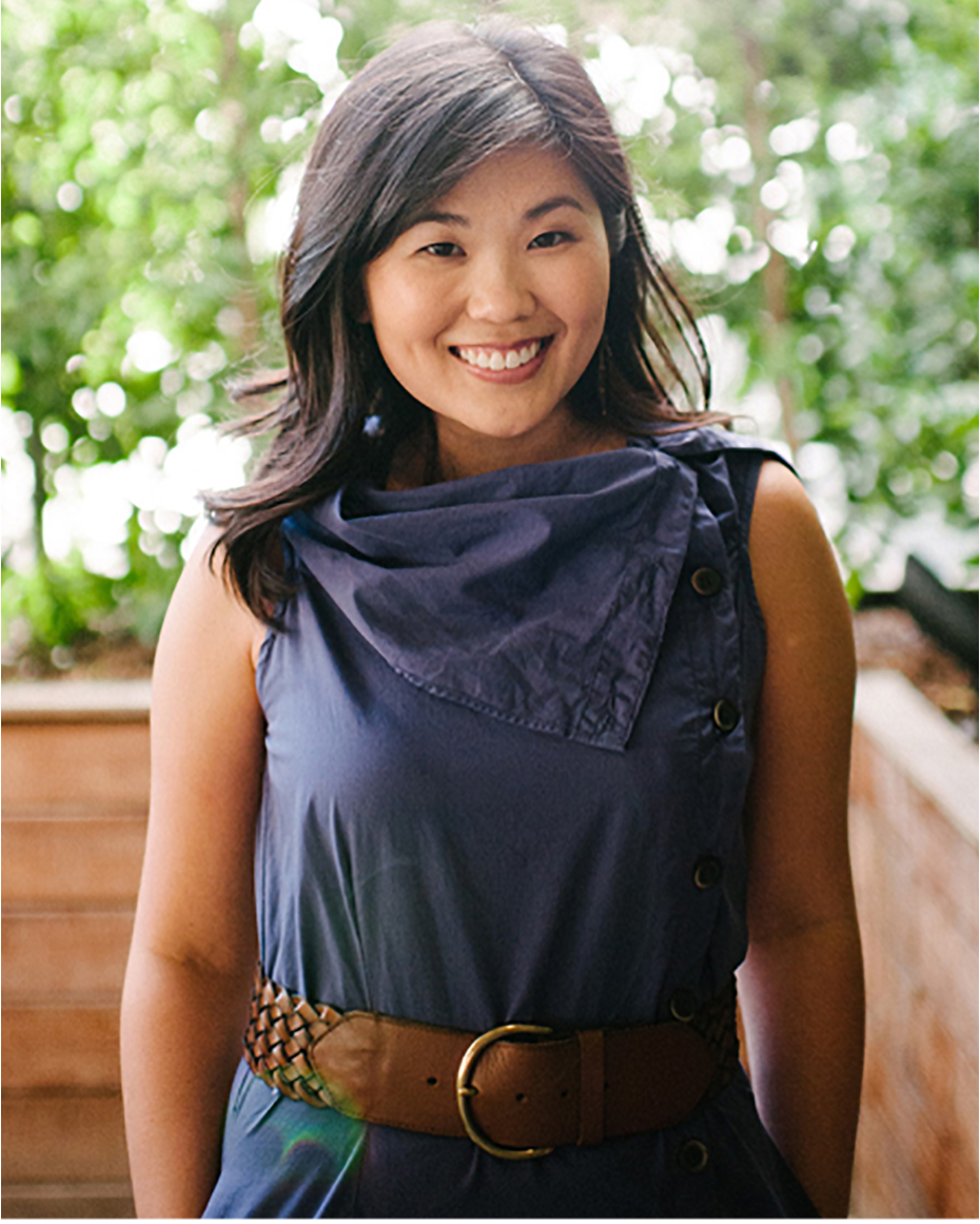 Jamie Chang, owner, mango lover, and destination wedding planning guru