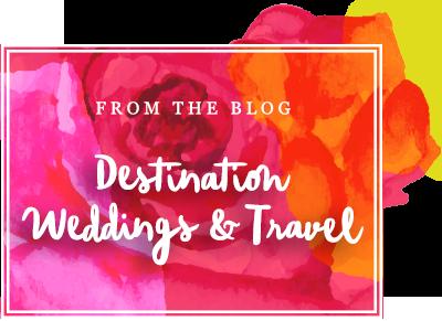 Destination weddings and travel blog by Mango Muse Events destination wedding planner
