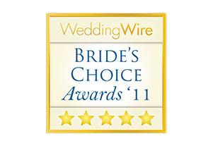 2011 Wedding Wire Bride's choice award winner Destination wedding planner Mango Muse Events