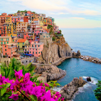 Cinque Terre, UNESCO World Heritage Site in Italy now with tourist restrictions