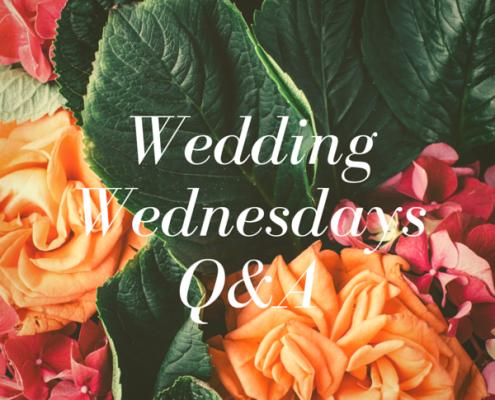 Wedding Wednesdays Q&A by Destination Wedding Planner Mango Muse Events