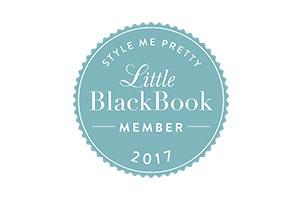 Style Me Pretty Little Black Book Member 2017