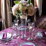 Romantic wedding table designs by destination wedding planner, Mango Muse Events