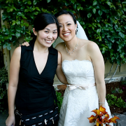 Wedding planner, Mango Muse Events and bride