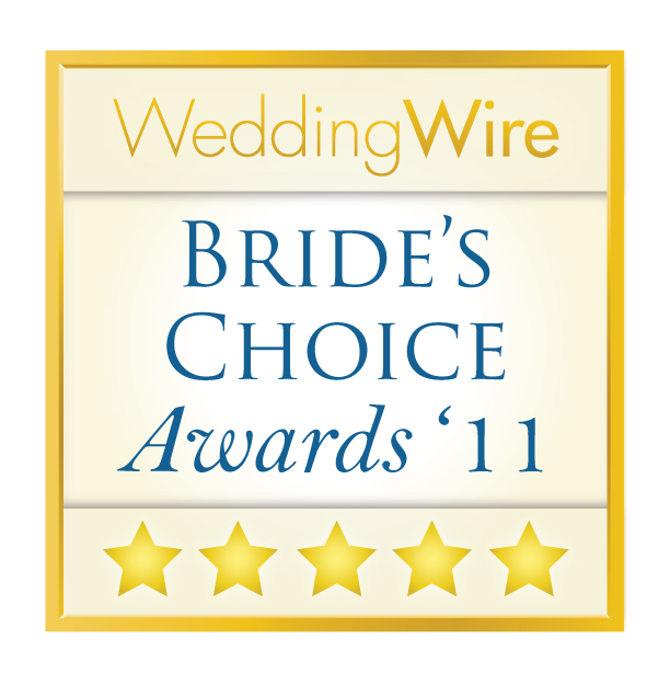 Award Winning Wedding Planner, Mango Muse Events is the winner of the Wedding Wire Bride's Choice Awards 2011
