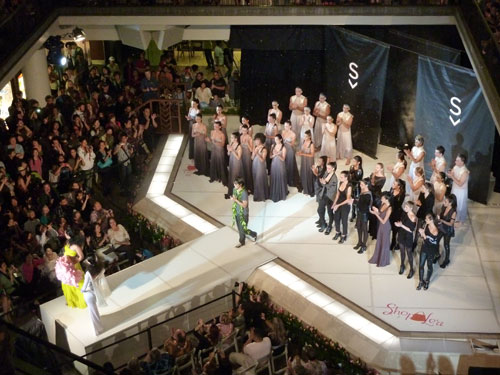 Andy South Runway Show