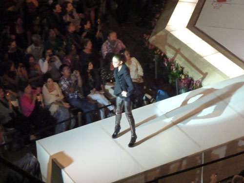 Andy South Runway Show Jacket