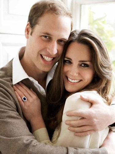 Prince William and Kate Middleton Engagement Photo Before the Royal Wedding