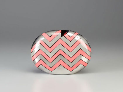Chevron Brian Atwood Bag  Easter color inspiration by Destination wedding planner, Mango Muse Events