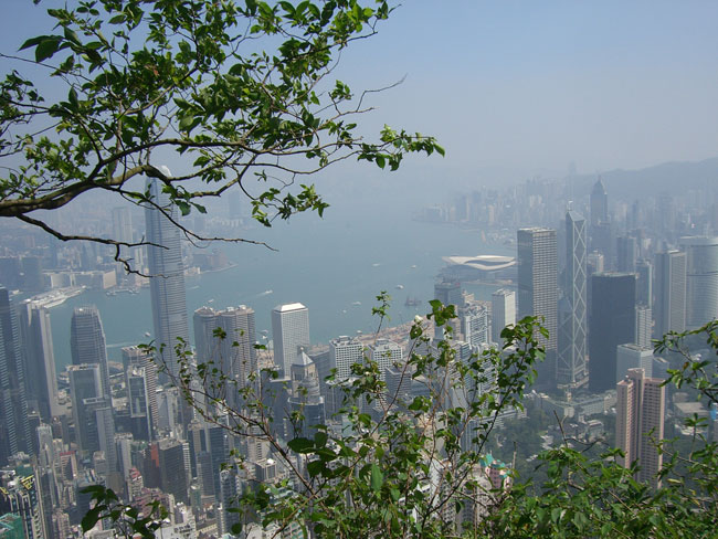 The Peak in Hong Kong for a Hong Kong destination wedding by Destination wedding planner, Mango Muse Events