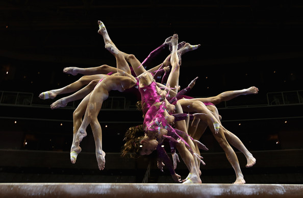 Olympics Gymnastics Art