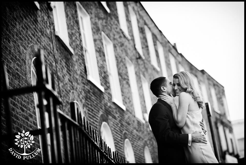 Wedding couple at a London destination wedding shared by Destination wedding planner, Mango Muse Events