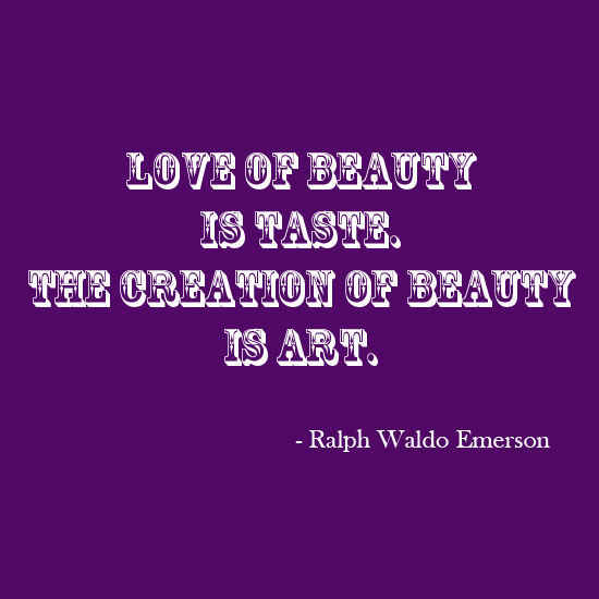 Ralph Waldo Emerson inspirational quote