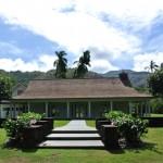 Main lodge of Dillingham Ranch a Hawaii wedding venue for a Hawaii destination wedding by Destination wedding planner Mango Muse Events