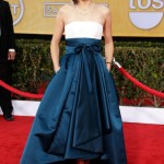 Marion Cotillard on the red carpet at the 2013 SAG Awards wedding fashion inspiration by Destination wedding planner Mango Muse Events