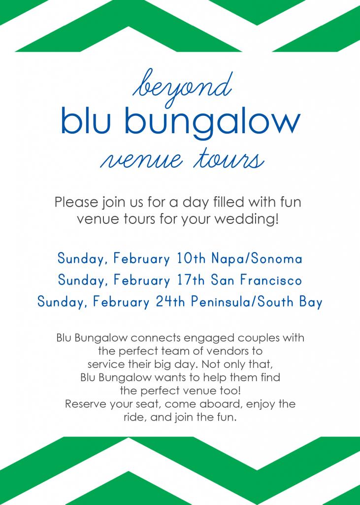 Beyond Blu Bungalow Venue Tours Peninsula tour hosted by Destination wedding planner Mango Muse Events