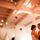 Wedding couple dancing their first dance at a San Francisco wedding by Destination wedding planner Mango Muse Events