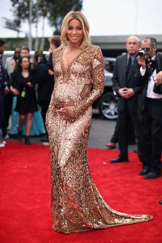 Ciara on the red carpet 2014 Grammy wedding inspiration picks by Destination wedding planner Mango Muse Events