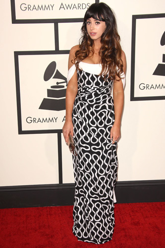 Foxes on the red carpet 2014 Grammy wedding inspiration picks by Destination wedding planner Mango Muse Events