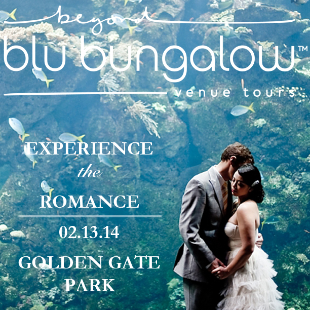 Beyond Blu Bungalow Wedding Venue Tours February 2014.